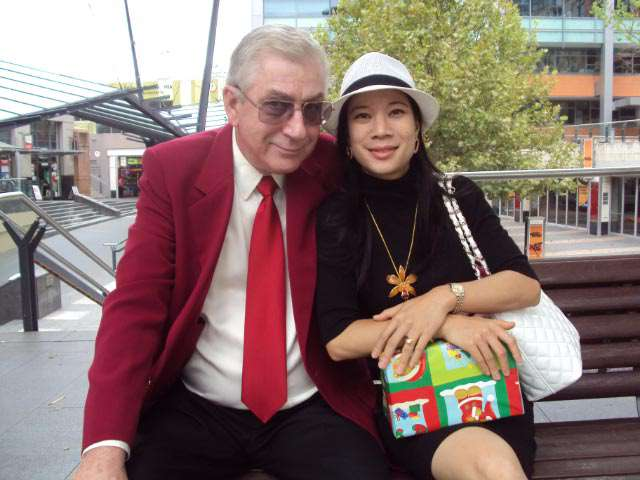 Dear Thaikisses Team,<br>thank you for your site!!<br><br>On the 12th September we will have been married for 4 years, despite our age difference it has been very successful, I only wish your wonderful...
