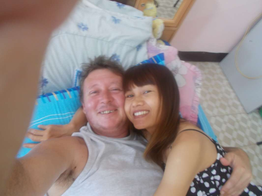 Thank you so much Thaikisses!!!<br><br>We met on your lovely site- Thaikisses. <br><br>Now we are very happy.<br><br>We got married in Thailand now.<br><br>Thank you for my good husband.<br><br>Always...