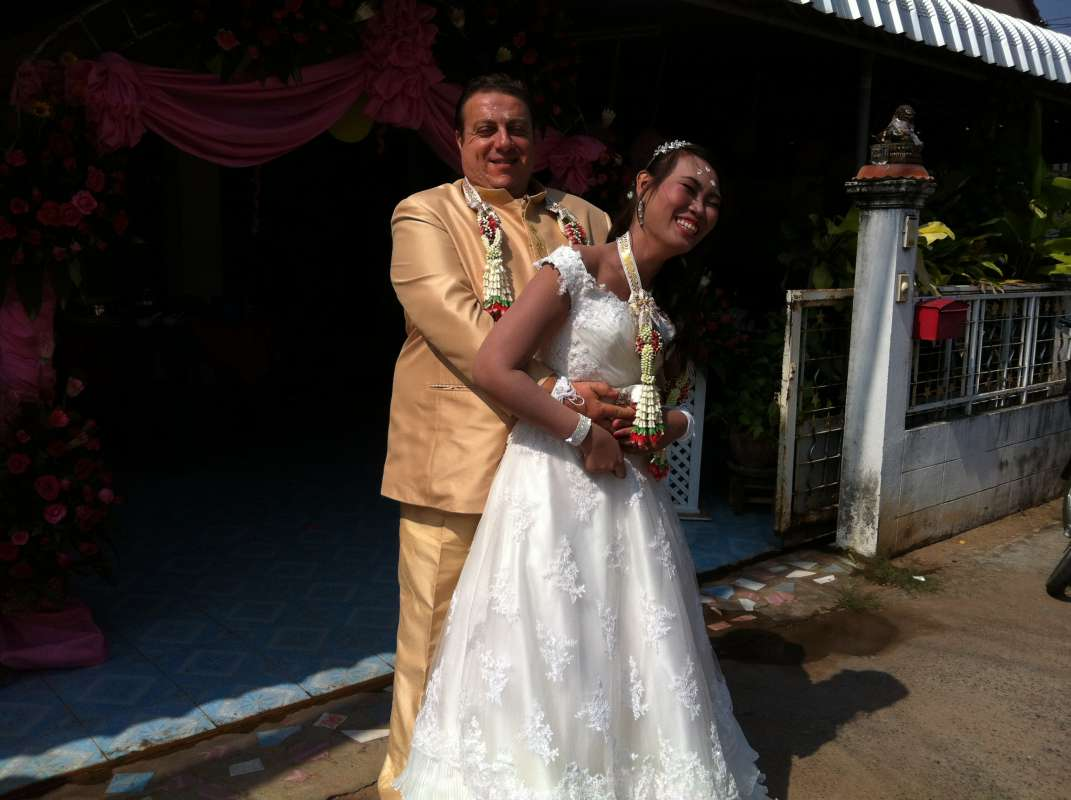 Thank you Thaikisses. We married on 09/12/2012. <br>